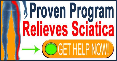 proven sciatica program