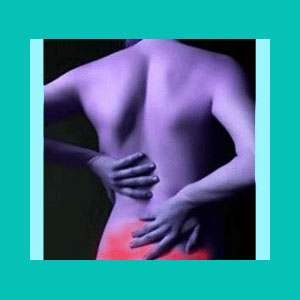 buttocks pain from herniated disc