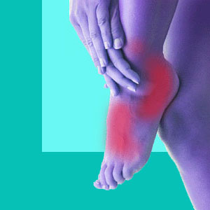 herniated disc foot pain
