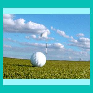herniated disc golf
