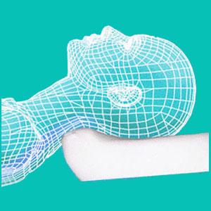 herniated disc pillow