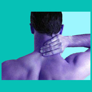neck pain from herniated disc