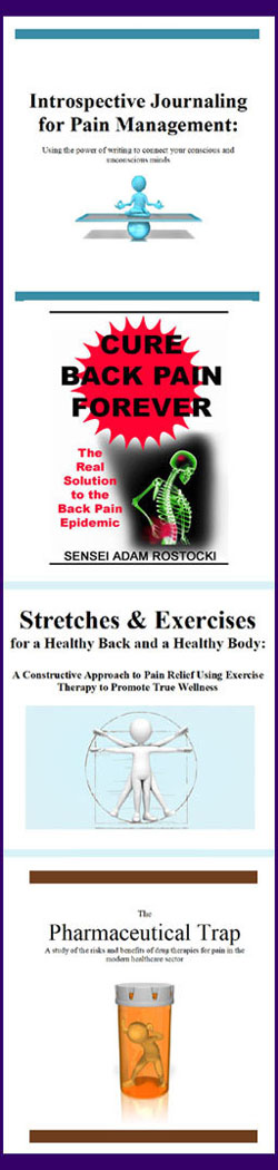herniated disc books