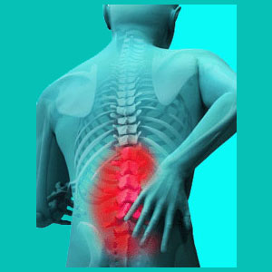 working with a herniated disc